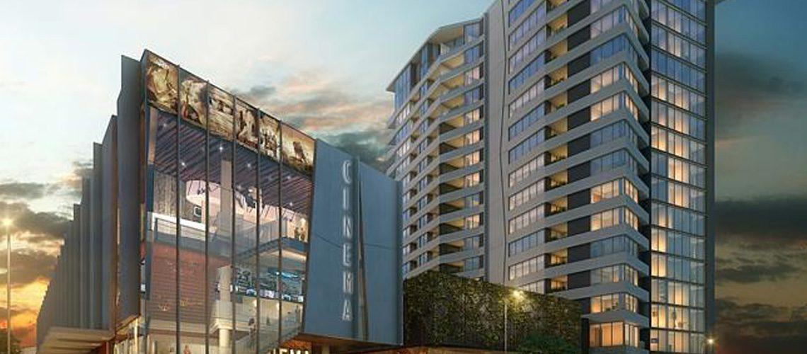 Coorparoo Myer Site